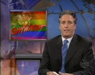 Jon Stewart and Stephen Colberts 10